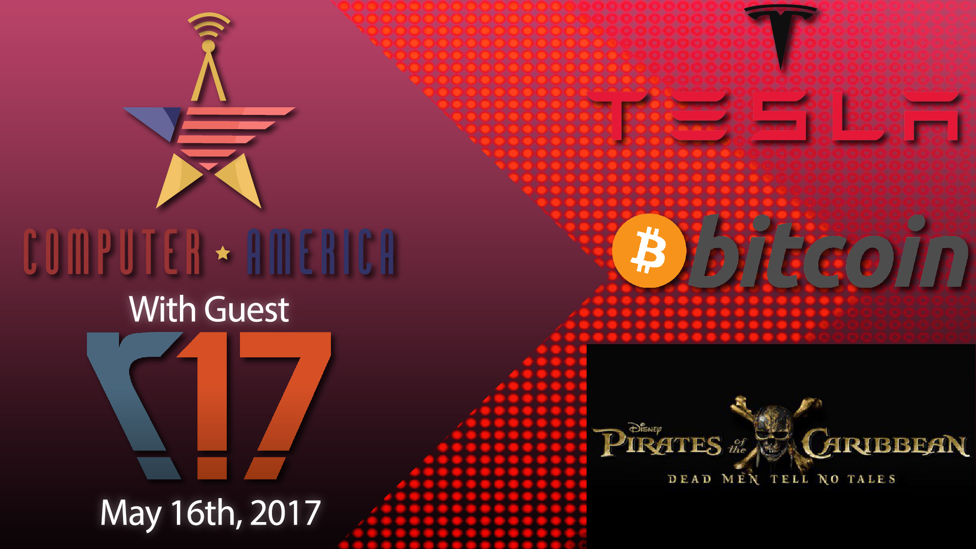 Rank17 Interview, Pirates Pirated Pirates, Bitcoin Trickles In
